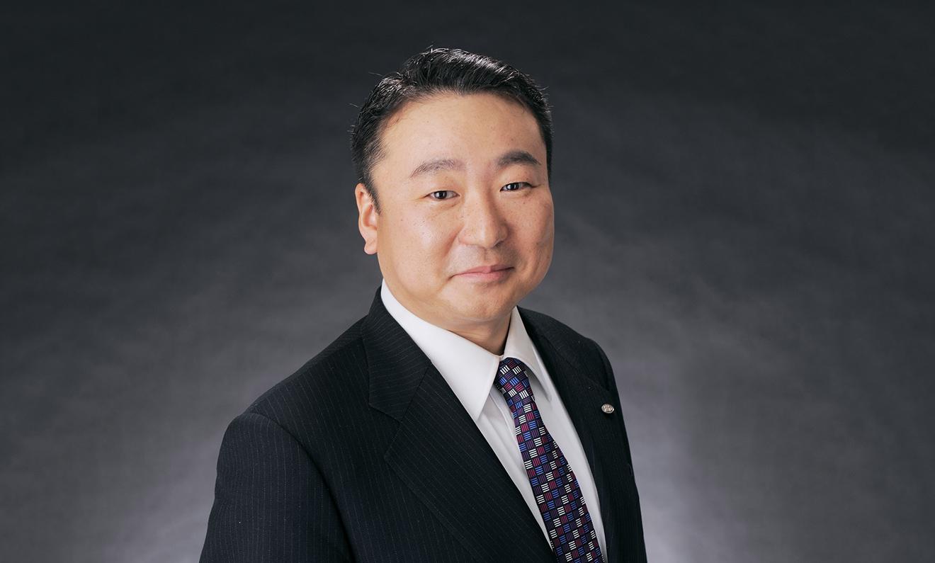 代表取締役社長 吉原二郎