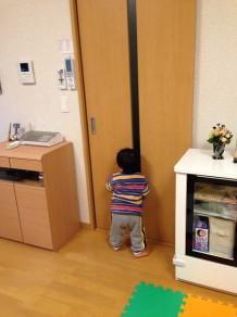 第8回キッズデザイン賞受賞作品(2014年度) 引戸用チャイルドロック